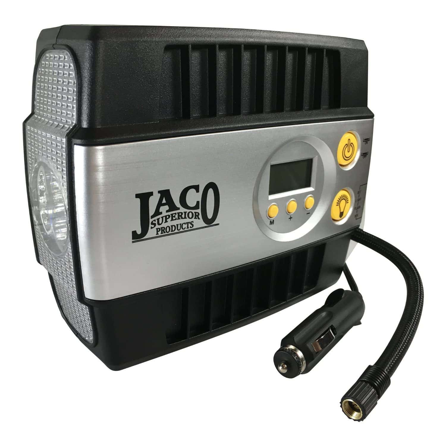 JACO Premium Digital Tire Inflator, 100 PSI