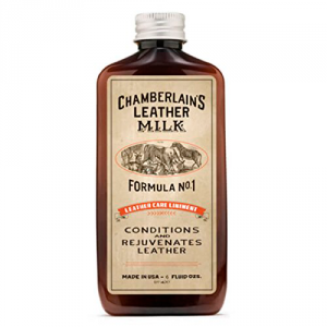 Leather Milk Leather Conditioner and Cleaner
