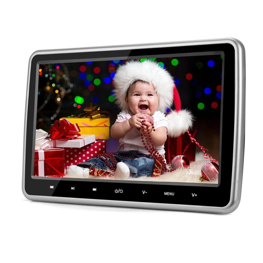 NAVISKAUTO 10.1 Inch TFT LCD Wide Digital Screen Ultra-thin