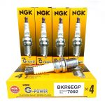 New NGK G-Power Platinum Spark Plugs
