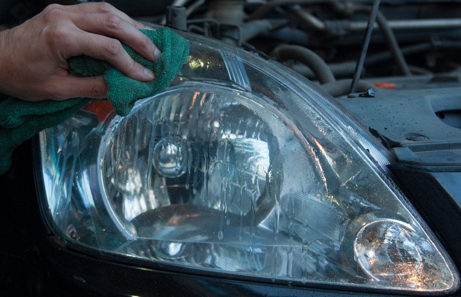 Headlight Restoration Kits For Automobiles