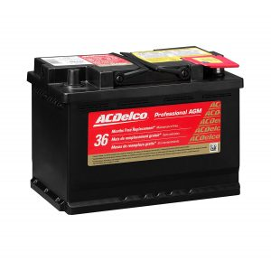 ACDelco 48AGM Professional AGM Automotive BCI Group 48 Battery