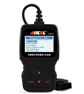 ANCEL AD310 Classic Enhanced Universal OBD II Scanner Car Engine Fault Code Reader CAN Diagnostic Scan Tool