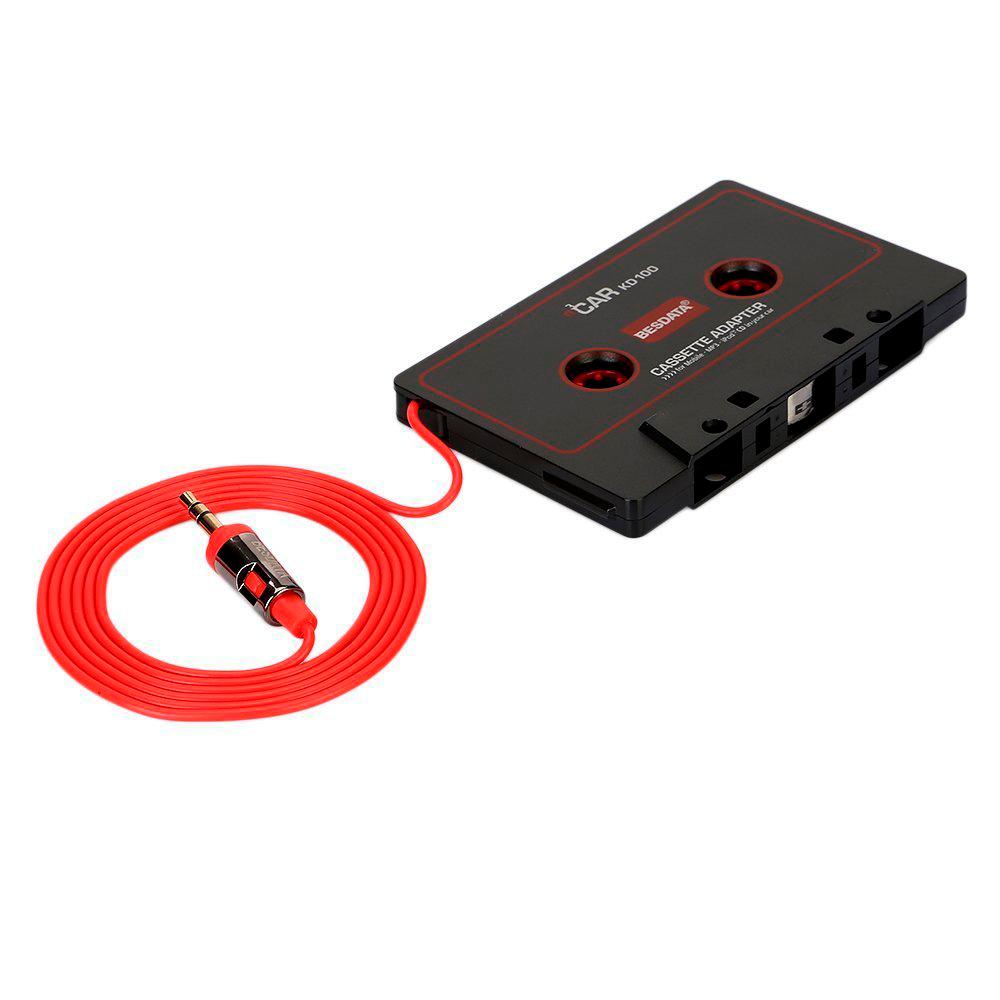 Besdata Universal Car Cassette Player Adapter Xl Race Parts