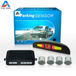 Auto safety Car Reverse Backup Radar System parking sensor kit
