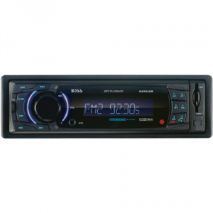 BOSS AUDIO 625UAB Single-DIN In-Dash Mechless