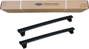 BRIGHTLINES Jeep Grand Cherokee Crossbars Roof Luggage Racks