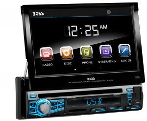 Car Stereo | BOSS Audio BV9976B Single Din