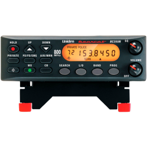 Uniden 800 MHz 300-Channel Base Mobile Scanner