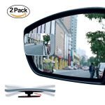 2 Pack Slim Square 360° Rotate