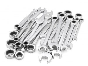 Craftsman 20 Piece Ratcheting Wrench Set