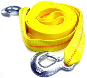 Polyester Tow Strap Rope