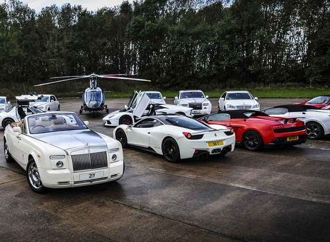Sports And Prestige Cars Nottingham