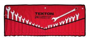 TEKTON 1916 Combination Wrench Set