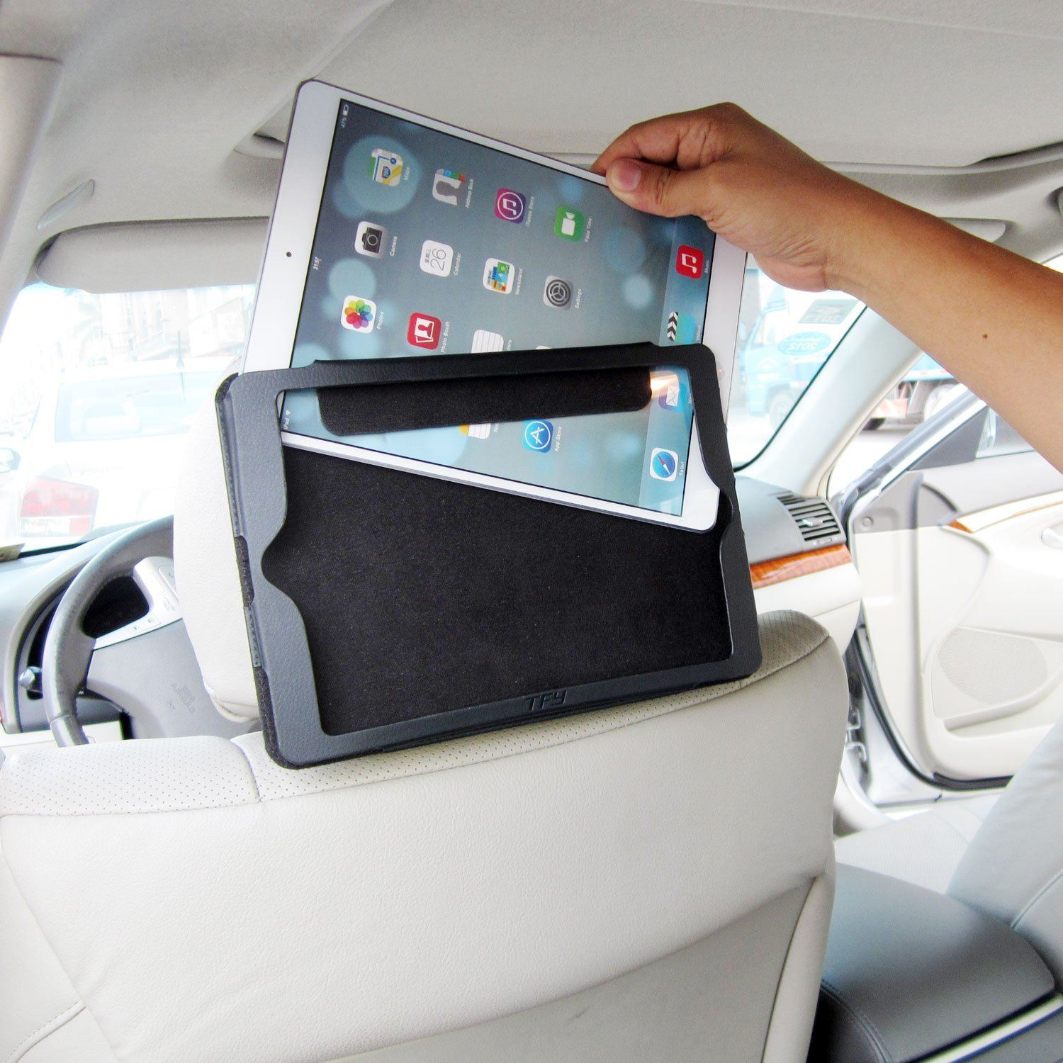 iPad Air (iPad 5 5th Generation) Car Headrest Mount Holder