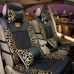 Animal Printed Car Seat Covers