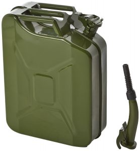 Best Choice Products SKY1705 Jerry Can Gas Caddy Tank