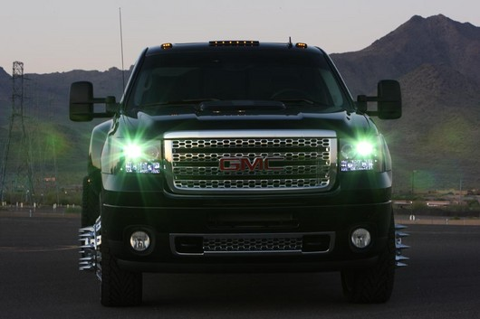Gmc Sierra Headlight Bulbs