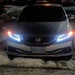 Honda Civic Headlight Bulb