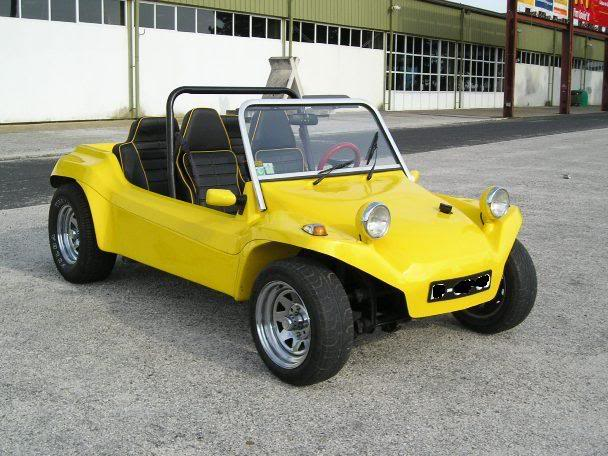 Learn the Basics of Buying a Hot Dune Buggy