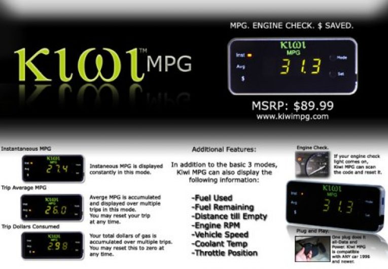 plx kiwi mpg trip calculator xl race parts