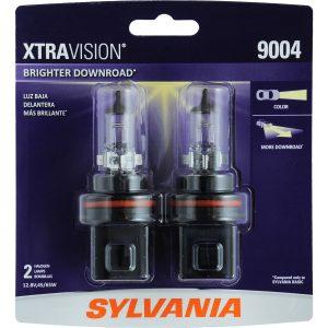 SYLVANIA 9004 XtraVision Halogen Headlight Bulb