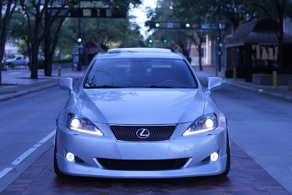 High Performance Tires >> Lexus IS250 Headlights - Xlraceparts.com