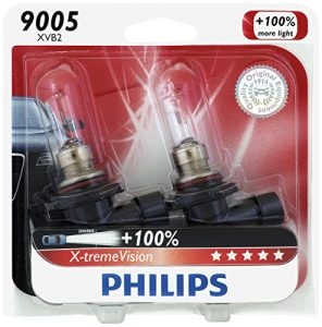 Philips 9005 X-tremeVision Upgrade Headlight Bulb