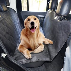 Picture Autocastle Rear Seat Cover For Pets