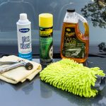 Keeping the Paint Work of your Car Clean