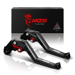 MZS CNC Brake Clutch Levers for Yamaha