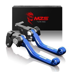 MZS CNC Pivot Brake Clutch Levers for Yamaha