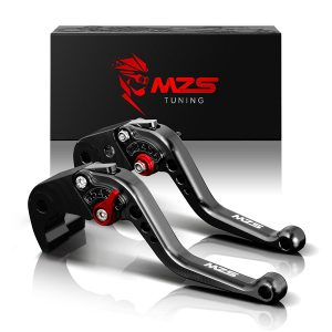 MZS Short Brake Clutch Levers for Yamaha YZF R1