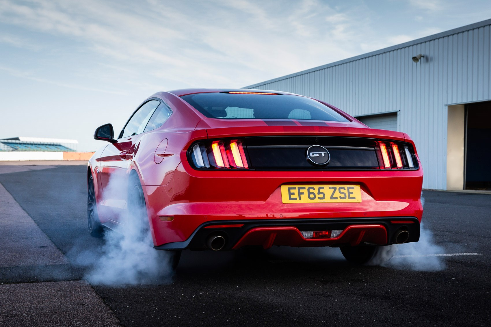 Mustang Brake Control/Line Lock