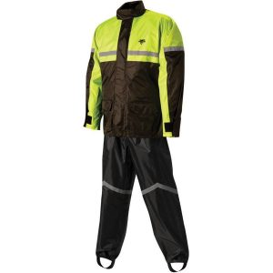 Nelson Rigg SR-6000 Men's 2-Piece Street Bike Racing Motorcycle Rain Suit