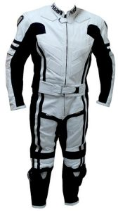Perrini Ghost Motorcycle Racing Leather Suit