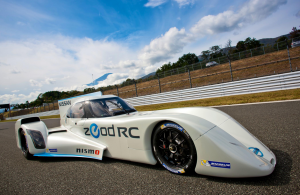 The World's Fastest Electric Car
