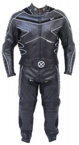 X-MEN Motorcycle leather Racing Riding Track Suit