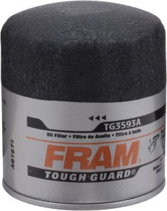 FRAM TG3593A Tough Guard Passenger Car Spin-On Oil Filter