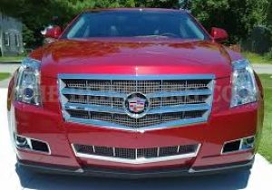 Cadillac Chrome Grille