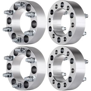 ECCPP 4PCS Wheel Spacers Adapters