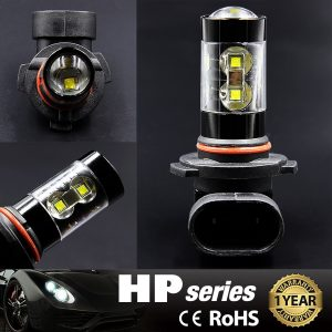 JDM ASTAR H10 9145 LED Fog Light Bulbs