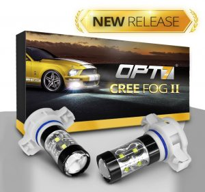 OPT7 CREE Fog Light Review & OPT7 CREE Fog Light Review - XL Race Parts