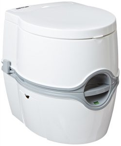 Thetford Porta Potti Curve Portable Toilet for RV