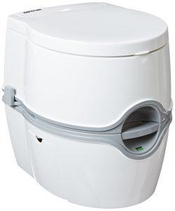 Thetford Porta Potti Curve Portable Toilet for RV