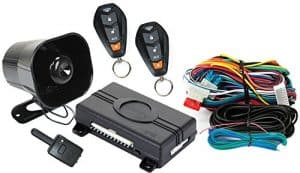 Viper 3105V Car Alarm Keyless Entry