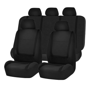FH GROUP FH-FB032115 Unique Flat Cloth Seat Cover