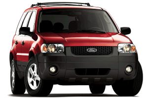 Ford Escape Lift Kit