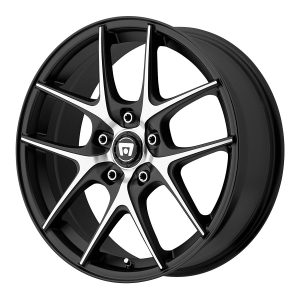 Motegi Racing MR128 Satin Black Wheel