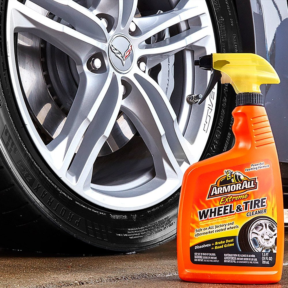 Armor All - Wheel & Tire Cleaner Review - XL Race Parts